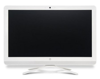 "HP 24-g005la 2GHz A6-7310 23.8"" 1920 x 1080Pixel Turchese, Bianco PC All-in-one"