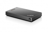 Lenovo Stack, 1TB, USB 3.0 1000GB Nero disco rigido esterno