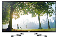 "Samsung UE48H6655ST 48"" Full HD Compatibilità 3D Smart TV Wi-Fi Nero, Argento LED TV"