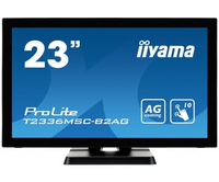 "iiyama ProLite T2336MSC-B2AG 23"" 1920 x 1080Pixel Multi-touch Nero monitor touch screen"