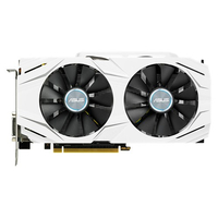 ASUS DUAL-RX480-4G Radeon RX 480 4GB GDDR5 scheda video