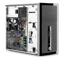 HP ProDesk 400 G3 MT 3.2GHz i5-6500 Micro Tower Zwart