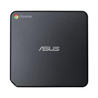 ASUS Chromebox CHROMEBOX2-G084U 1.7GHz 3215U 0.7L sized PC Black Mini PC PC