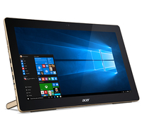 "Acer Aspire Z3-700 1.6GHz J3060 17.3"" 1920 x 1080Pixel Touch screen Nero, Bronzo PC All-in-one"