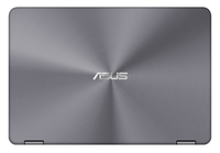 "ASUS ZenBook Flip UX360CA-C4115T 0.9GHz m3-6Y30 13.3"" 1920 x 1080Pixel Touch screen Grigio Ibrido (2 in 1) notebook/portatile"