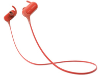 Sony MDR-XB50BS Auricolare Stereofonico Bluetooth Rosso auricolare per telefono cellulare