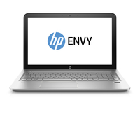 "HP ENVY 15-ae108nia 2.5GHz i7-6500U 15.6"" 1920 x 1080Pixel Touch screen Argento Computer portatile"