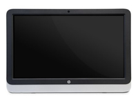"HP 20-r155la 1.8GHz A4-6210 19.5"" 1600 x 900Pixel Touch screen Grigio PC All-in-one"