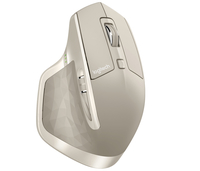 Logitech MX Master Wireless a RF + Bluetooth Laser 1000DPI Mano destra Grigio mouse