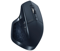 Logitech MX Master Wireless a RF + Bluetooth Laser 1000DPI Mano destra Blu marino mouse