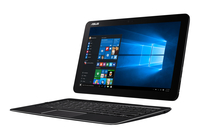 "ASUS Transformer Book T302CA-FL012R 0.9GHz m3-6Y30 12.5"" 1920 x 1080Pixel Touch screen Nero Ibrido (2 in 1)"