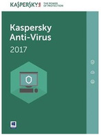 Kaspersky Lab Anti-Virus 2017, 1Y, 3U, IT 3utente(i) 1anno/i ITA