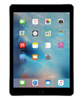 Forza Refurbished Apple iPad Air 2 128GB 3G 4G Nero, Grigio Rinnovato tablet