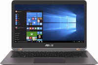 "ASUS ZenBook Flip UX360CA-C4153T 1.00GHz m3-7Y30 13.3"" 1920 x 1080Pixel Touch screen Grigio Ibrido (2 in 1)"