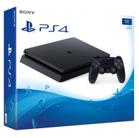 Sony PS4 1TB D Chassis Black 1000GB Wi-Fi Nero