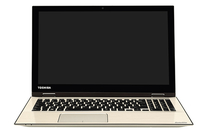 "Toshiba Satellite Radius 15 P50W-C-10L 2.2GHz i5-5200U 15.6"" 1920 x 1080Pixel Touch screen Alluminio, Oro Ibrido (2 in 1) notebook/portatile"