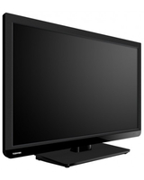 "Toshiba 24E1653 24"" HD Nero LED TV"