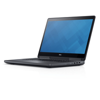 "DELL Precision 17 2.3GHz i5-6300HQ 17.3"" 1920 x 1080Pixel Nero, Grafite Workstation mobile"