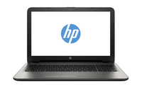 "HP 15-ay000nia 1.6GHz N3060 15.6"" 1366 x 768Pixel Argento Computer portatile"