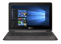 "ASUS VivoBook Flip TP201SA-FV0017T 1.6GHz N3710 11.6"" 1366 x 768Pixel Touch screen Grigio Ibrido (2 in 1)"