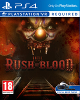 Sony Until Dawn: Rush of Blood PS4 Basic PlayStation 4 ITA videogioco