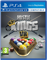 Sony Hustle Kings VR, PlayStation VR Basic PlayStation 4 Inglese videogioco