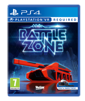 Sony Battlezone, PlayStation VR Basic PlayStation 4 Inglese videogioco