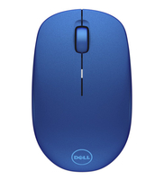 DELL WM126 RF Wireless Ottico Ambidestro Blu mouse