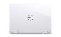 "DELL Inspiron 11 1.6GHz N3710 11.6"" 1366 x 768Pixel Touch screen Nero, Bianco Ibrido (2 in 1)"