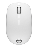 DELL WM126 RF Wireless Ottico Ambidestro Bianco mouse