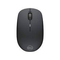 DELL WM126 RF Wireless Ottico Ambidestro Nero mouse