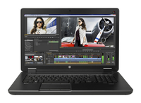 "HP ZBook 17 G2 2.6GHz i5-4210M 17.3"" 1920 x 1080Pixel Nero Workstation mobile"