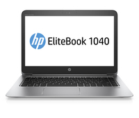 "HP EliteBook 1040 G3 2.5GHz i7-6500U 14"" 2560 x 1440Pixel Touch screen 3G 4G Argento Ultrabook"