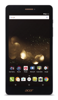 Acer Iconia A1-734-K55J 16GB 3G 4G Nero, Oro tablet