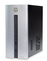 HP Pavilion 560-p007nb 2.7GHz i5-6400 Scrivania Nero, Bianco PC