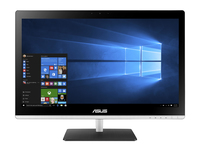 "ASUS Vivo AiO V220IBGK-BC010M 1.6GHz N3700 21.5"" 1920 x 1080Pixel Nero, Argento PC All-in-one"