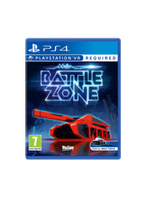 Sony Battlezone PS4 VR Basic PlayStation 4 videogioco