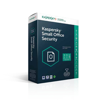 Kaspersky Lab Small Office Security 5 Base license 21utente(i) 1anno/i