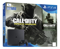 Sony PlayStation 4 + Call of Duty: Infinite Warfare Legacy Edition 1000GB Wi-Fi Nero