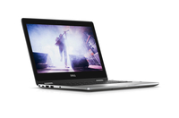 "DELL Inspiron 13 2.70GHz i7-7500U 13.3"" 1920 x 1080Pixel Touch screen Nero, Argento Ibrido (2 in 1)"