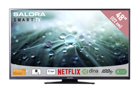 "Salora 48LED9102CS 48"" Full HD Smart TV Nero LED TV"