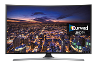 "Samsung UE55JU6740U 55"" 4K Ultra HD Smart TV Wi-Fi Argento LED TV"