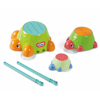 Little Tikes Bath Drums Multicolore