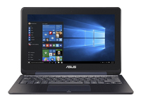 "ASUS Transformer Book Flip E205SA-FV0142T 1.6GHz N3050 11.6"" 1366 x 768Pixel Touch screen Blu Ibrido (2 in 1) notebook/portatile"