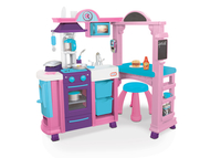 Little Tikes Tikes Kitchen & Restaurant Cucina e cibo Set da gioco