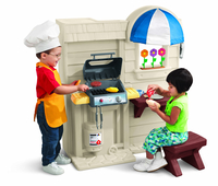 Little Tikes Inside/Outside Cook