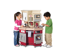 Little Tikes Super Chef Kitchen Cucina e cibo Set da gioco