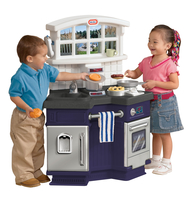 Little Tikes Side by Side Kitchen Cucina e cibo Set da gioco