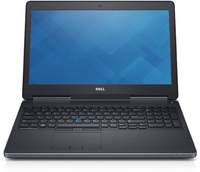"DELL Precision M7510 + U2715H 2.7GHz i7-6820HQ 15.6"" 1920 x 1080Pixel Nero Workstation mobile"