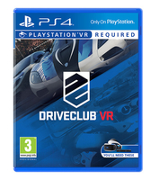 Sony DRIVECLUB VR, PlayStation VR Basic PlayStation 4 Inglese videogioco